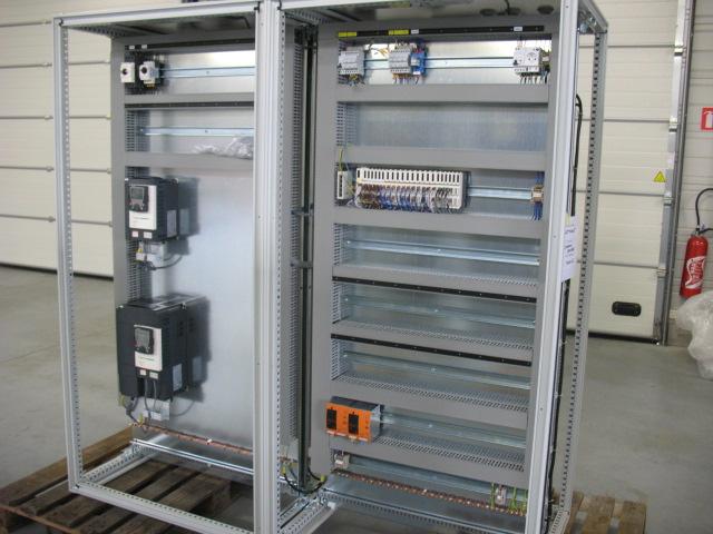 Catael tableautier cablage de tableaux electrique ch ssis pour tableau lectrique chassis - Cablage d armoire electrique ...